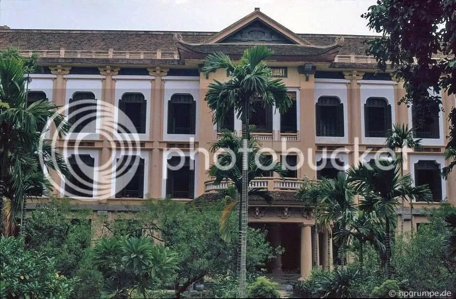 Hà Nội: Bảo tàng Mỹ thuật, trong sứ vụ thông tin thời thuộc địa