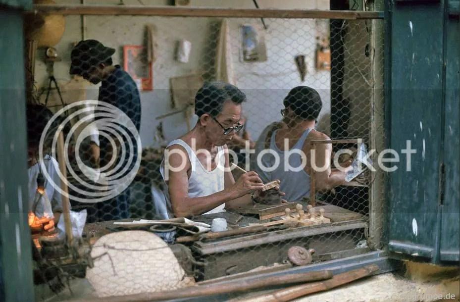 Hà Nội-Altstadt: stampmaker