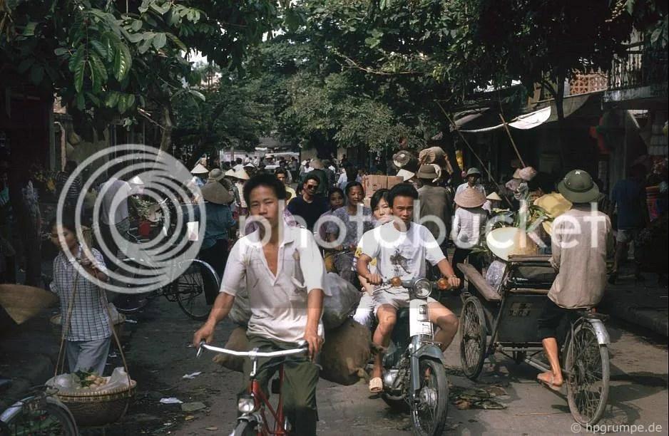 Hà Nội: đường