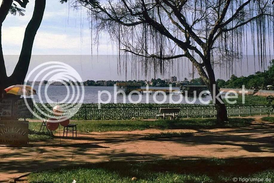 Hà Nội: Hồ Trúc Bạch