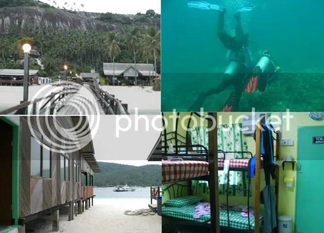 Aur and Dayang Island