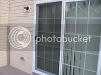 Self Closing Automatic Sliding Patio Door Screen