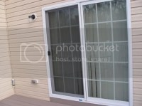 Self Closing Automatic Sliding Patio Door Screen