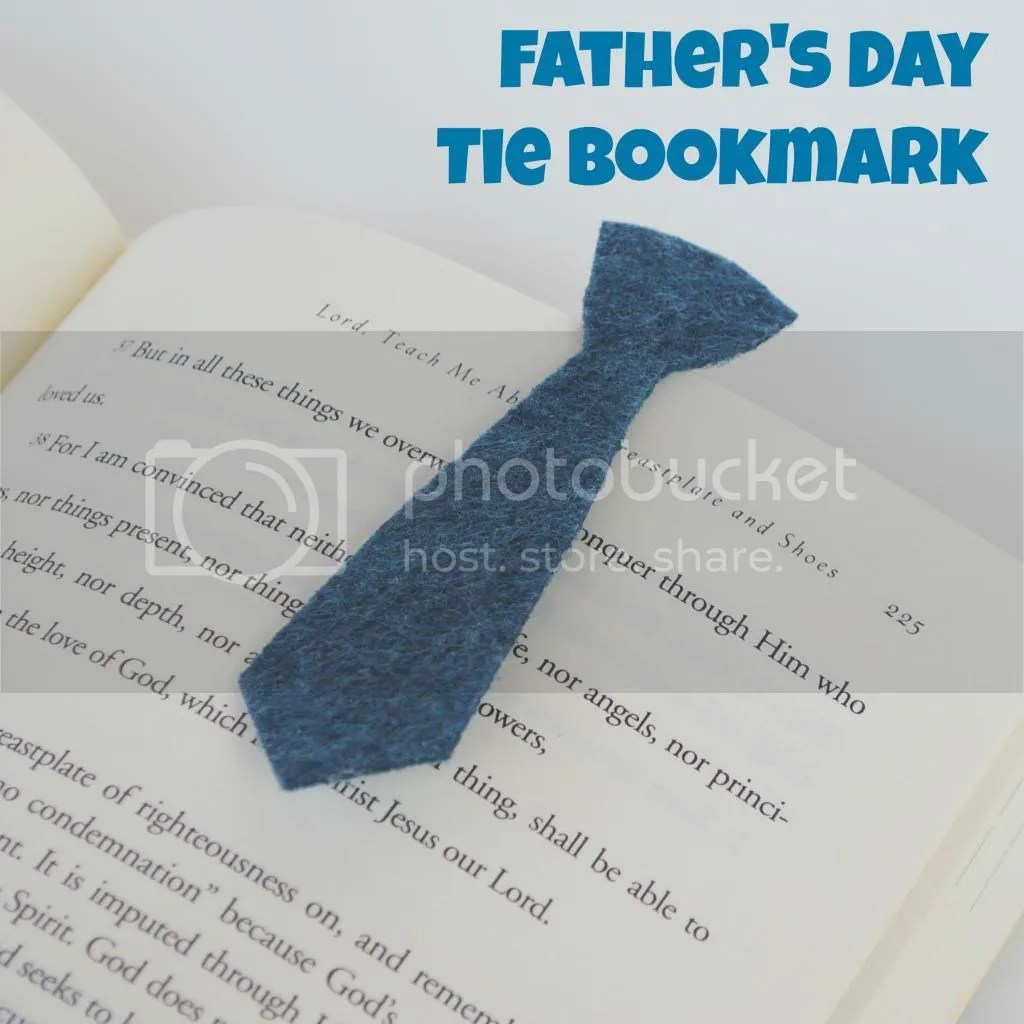 Preschool Crafts For Kids Father S Day Necktie Bookmark