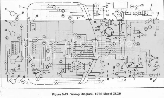 Well Harley Sportster Wiring Diagram On 1979 Harley Xl Wiring Diagram