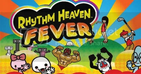 Rhythm Heaven Fever!