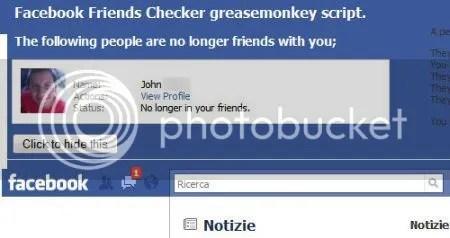 Come sapere chi vi elimina dalle amicizie su Facebook