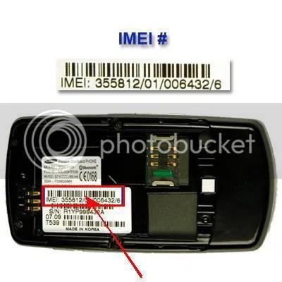Come trovare il codice IMEI del proprio cellulare