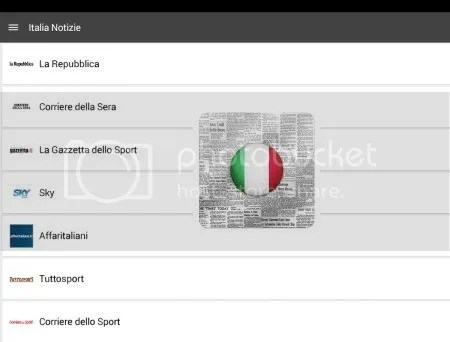 COME LEGGERE I QUOTIDIANI CON LO SMARTPHONE