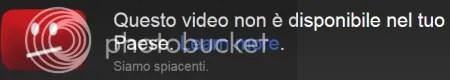 COME VISUALIZZARE I VIDEO DI YOUTUBE NON DISPONIBILI PER IL PROPRIO PAESE
