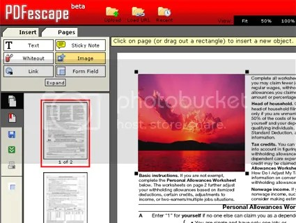 COME CREARE E MODIFICARE FILE PDF ON LINE