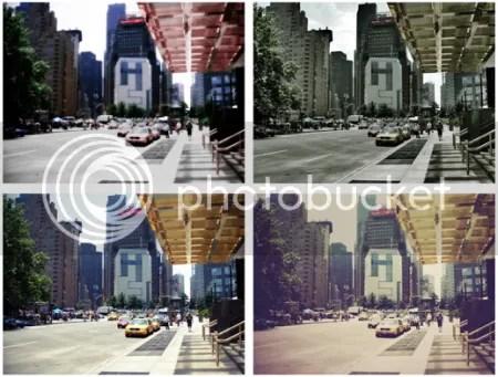 Aggiungere effetti vintage alle vostre immagini