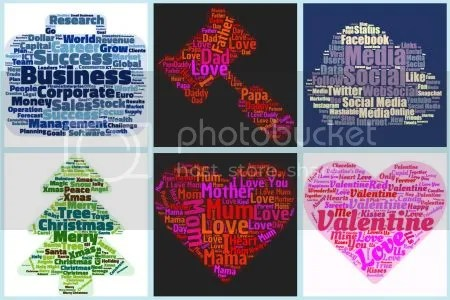 COME CREARE WORDCLOUDS ONLINE