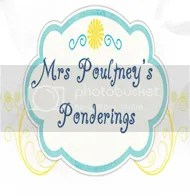 Mrs Poultney's ponderings