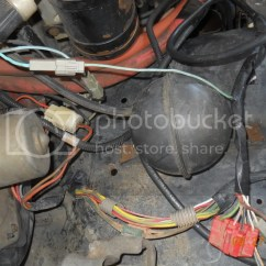 1979 Ford Duraspark Wiring Diagram Simplicity Zero Turn Mower Harness 79 F100 Distributor To Fender Mounted Ign
