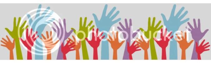 Hands-volunteering