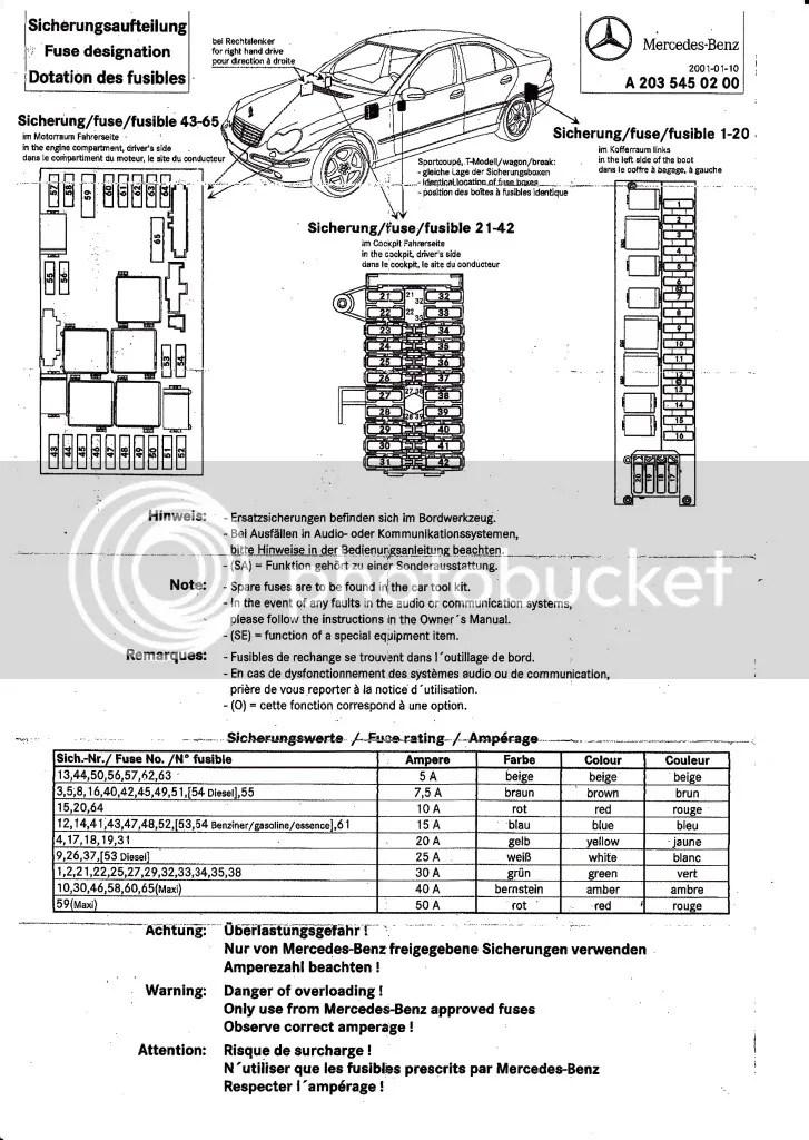 mercedes benz w203 wiring diagrams 1996 lexus es300 fuse box diagram 2003 c240 great installation of 2002 data rh 4 9 15 reisen fuer meister de stereo