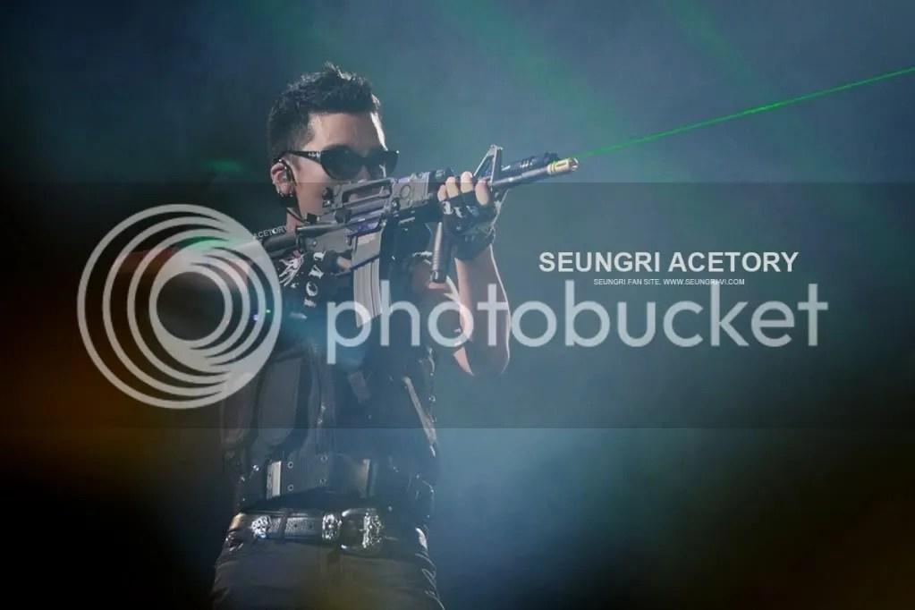 Big Show 2012 : Ảnh HQ của Seungri