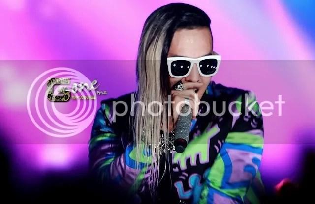 Big show 2012 - Ảnh HQ của G Dragon