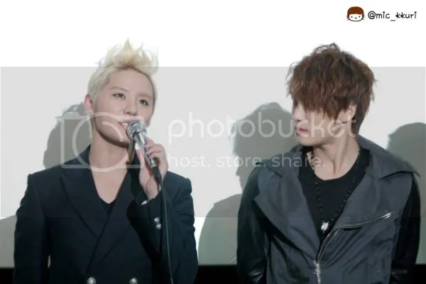 "JYJ at ""The Day"" Theater Tour"