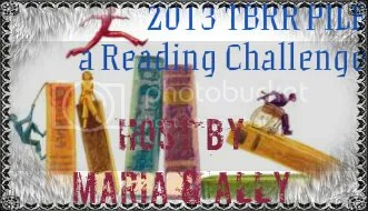 2013 TBRR Pile A Fantasy Reading Challenge