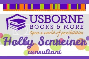 Holly Usborne Books
