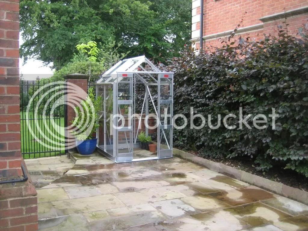 Elite Compact Greenhouse