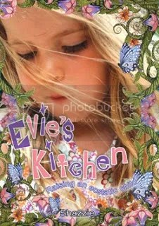 African Babies Don't Cry : Book Review : Evie's Kitchen by Shazzie