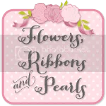 Flowers Ribbons and Pearls