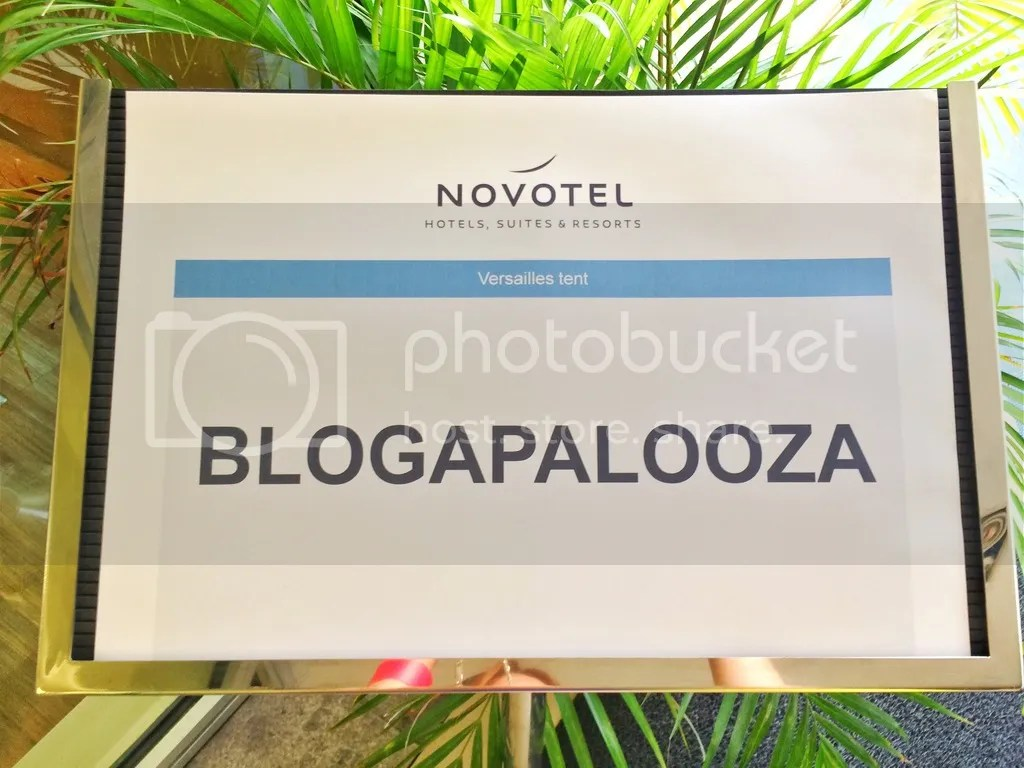Blogapalooza 2 at Novotel