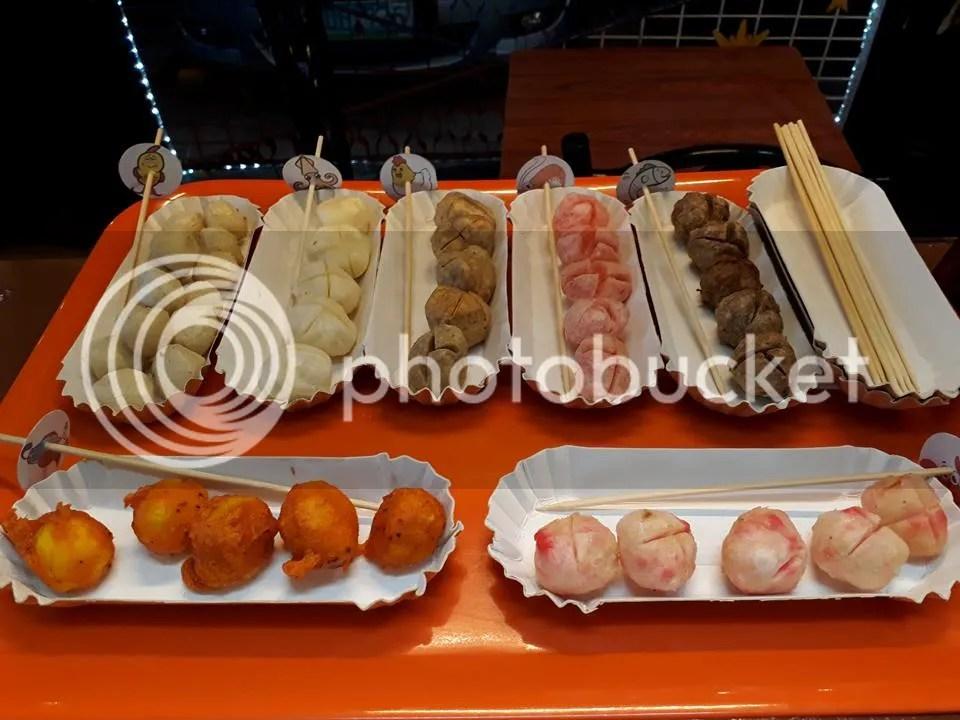 Chumballs Streetfoods