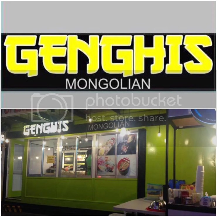 Genghis Mongolian