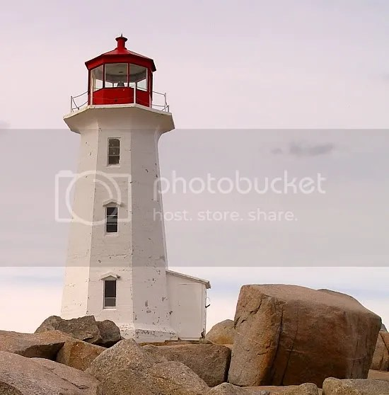 Peggy's Cove Lighthouse, by Scosborne