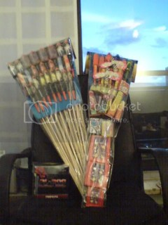 Our NYE fireworks
