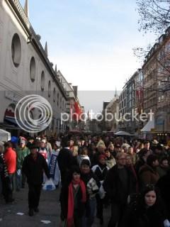 Fasching in Munich