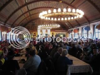 Hof Brau fest hall