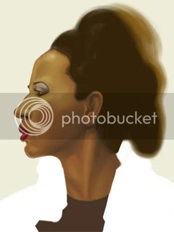 Digital Painting WIP 03