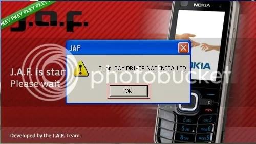 Hướng Dẫn , Cách làm: chạy firmware bằng phần mềm JAF