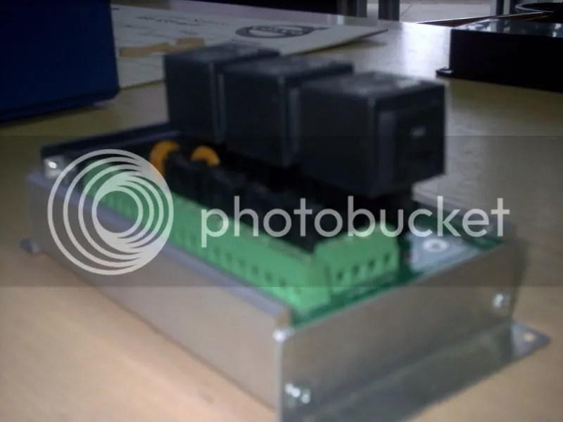 Megasquirt Relay Board Wiring Schematic