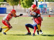 Pass Pee Wee Redskins JAAF: game Step 3: 09.25 - Pass vs ...