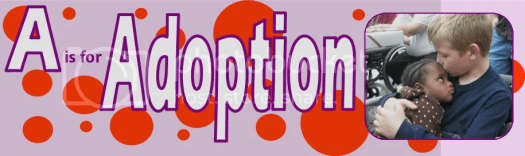 A is for Adoption