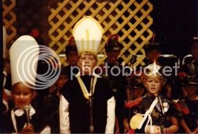 What a cute little High Priest.