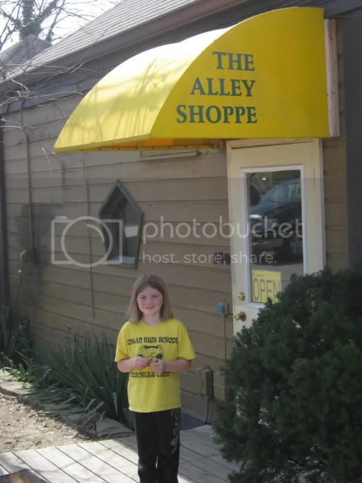 The Alley Shoppe at Nashville, Indiana