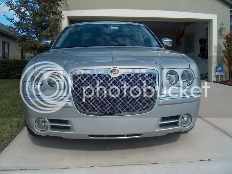 2006 Chrysler 300 Headlight Covers