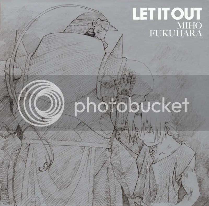 Let it out - Miho Fukuhara