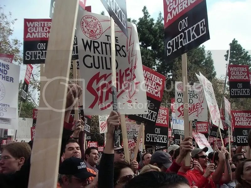Writers Guild Strike