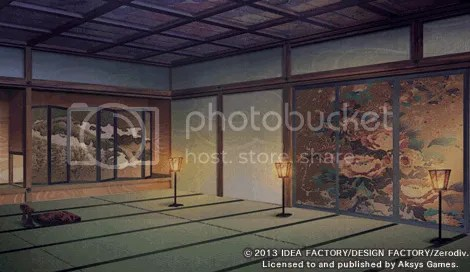 hakuoki game screenshot background art