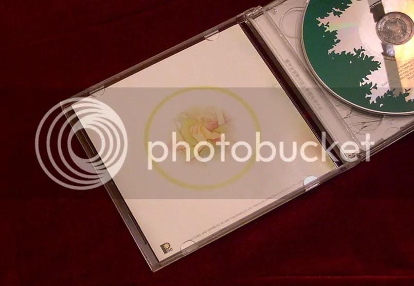 utahime drama cd booklet