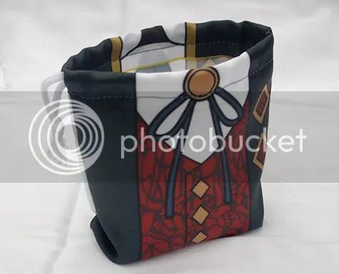 waiter side bag upright