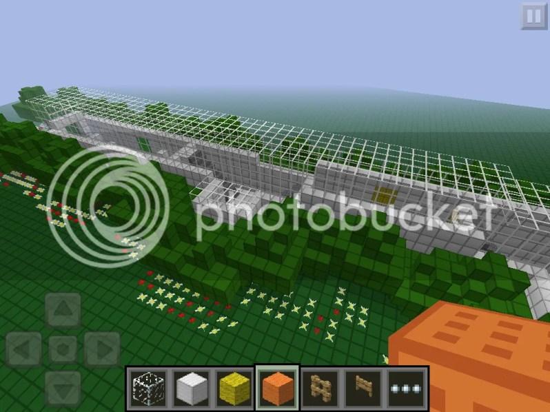 Parkour Map MinecraftPE
